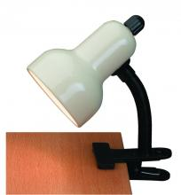 Lite Source Inc. LSF-111IVY - #gooseneck Clip On Lite, Ivory, E27 Cfl 13w