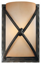 Minka-Lavery 1974-1-138 - 1 Light Wall Sconce