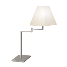 Sonneman 7075.13 - One Light Nickel Table Lamp