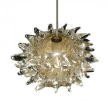WAC US MP-924-GL/BN - FUGU PENDANT WITH CANOPY MOUNT