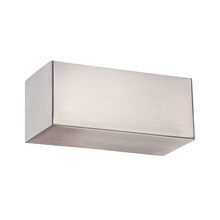 WAC US WS-11807-BN - BRIC 7IN WALL SCONCE 3000K