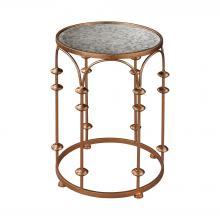 Sterling Industries 3138-254 - Copper Arch Accent Table