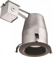Acuity Brands 224V0Y - 4 in. Oil Rubbed Bronze 3000K LED Baffle Recessed Lighting Kit