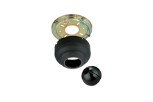 Monte Carlo MC95BK - Slope Ceiling Adapter - Matte Black