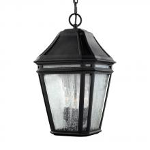 Feiss OL11311BK - 3 - Light Outdoor Pendant