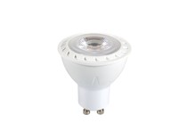 Elegant GU10LED103 - LED Lamp,GU10,7W,120V;60Hz,5000K,520lm,Ra80,Beam Angle 35�,25000h lifetime,Luminus LED Chip,Dimmable