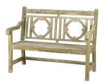 Currey 2385 - Leagrave Bench Small