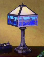 "Meyda Tiffany 24242 - 20""H Moose Creek Table Lamp"