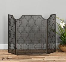 Uttermost 19915 - Uttermost Charlie Fireplace Screen