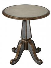 Uttermost 24236 - Uttermost Eraman Mirrored Accent Table